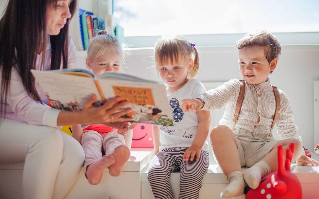Zašto deca treba da idu u vrtić?