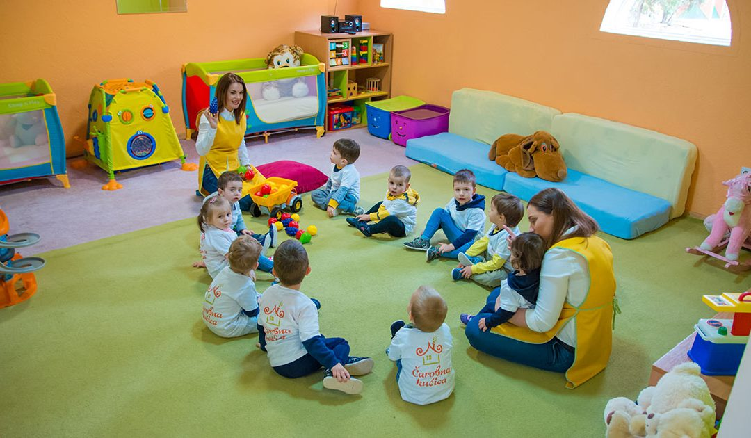 Adaptacija dece jaslenog uzrasta iz ugla naših vaspitačica